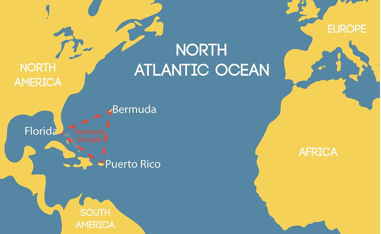 Examining Another Bermuda Triangle Crash