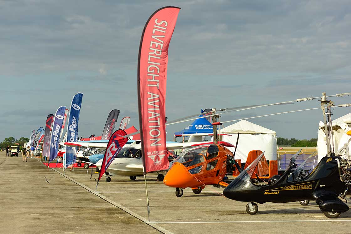 2019 Sebring Sport Aviation Expo