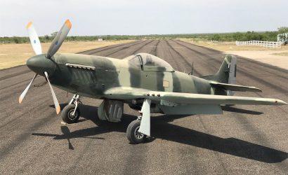 Original P-51 Mustang: You Won't Believe The Asking Price