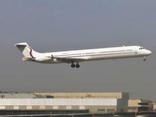 McDonnell Douglas/Boeing MD-83
