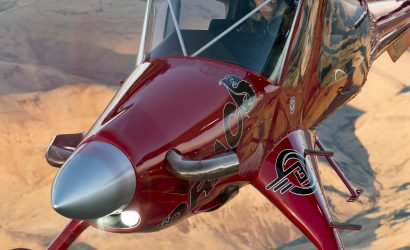 PHOTOS: A Closer Look At What Just Might Be The World's Coolest Plane