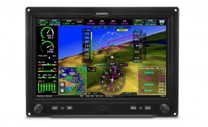 Garmin Rocks Aviation With Affordable Flat Panels And More
