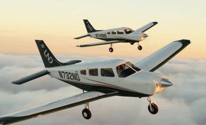 Piper Delivers Eight Archers to Dallas Flight School Location