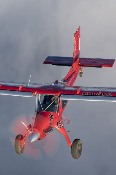 Draco: The Coolest Airplane In The World? - Plane & Pilot Magazine