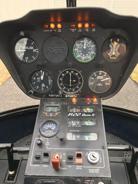 Rotor RPM Gauge