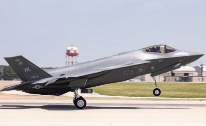New F-35 Safety Tech Earns Collier Trophy