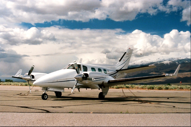 Beechcraft Duke