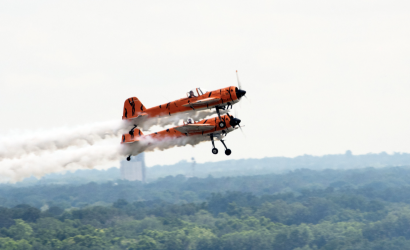 PHOTOS: Warbirds, The Blue Angels, And More At Sun 'n Fun!