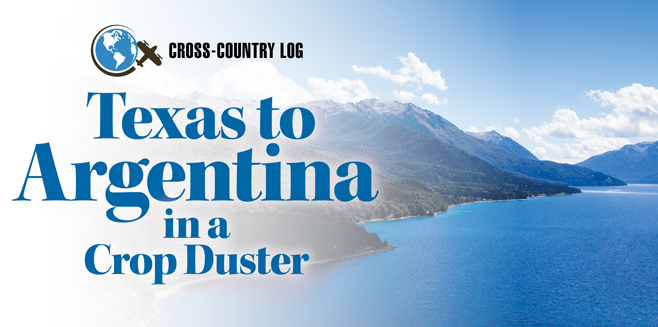 Texas to Argentina
