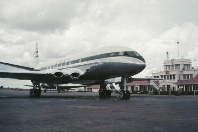 Why Did The de Havilland Comet...