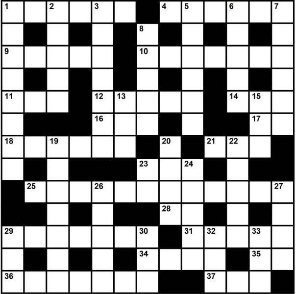 Plane & Pilot's June 2019 Crossword Puzzle