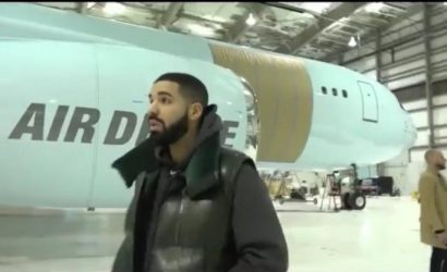 Video: How Much Did Rapper Drake Spend On His Tricked Out Boeing?