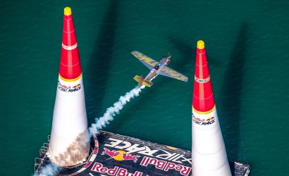Red Bull Pulls Plug On Its Air Races