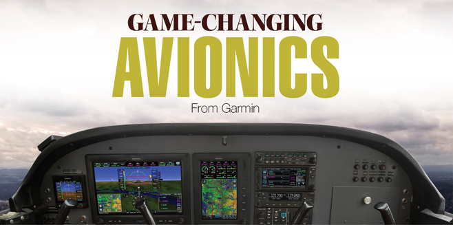New products from Garmin