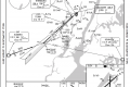 ILS or LOC approach to Runway 6 at Teterboro