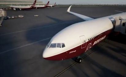 Video: Why We Want Boeing's 777X Wing Folding Feature On Our Plane!