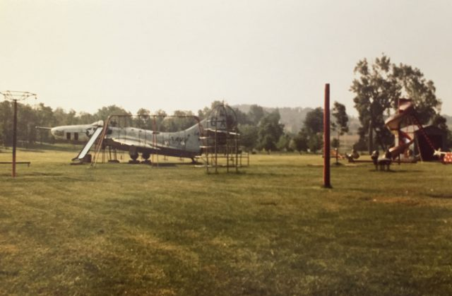 Purcell Park Plane