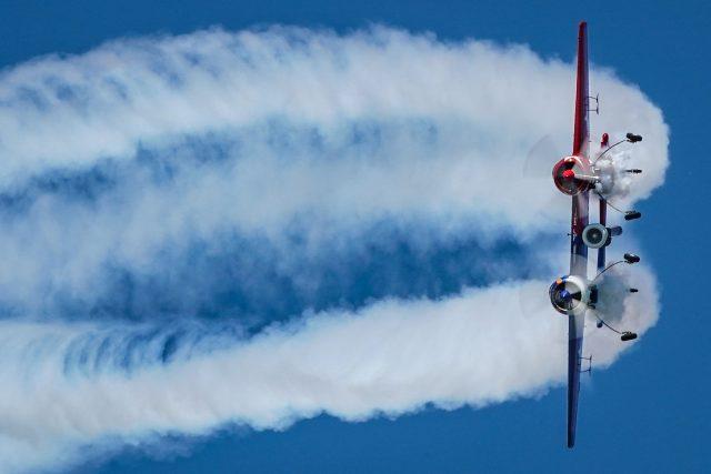 Twin Yak 110 Oshkosh