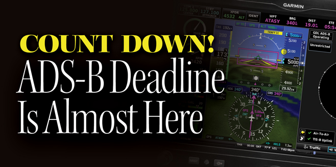 ADS-B Deadline