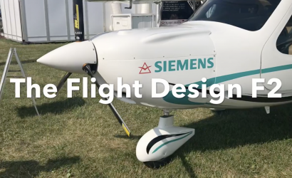 Flight Design Electric F2 At EAA AirVenture Oshkosh 2019!