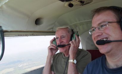 Saying Goodbye To Your Aviation Inspiration