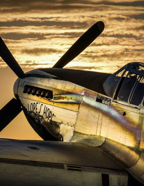 P-51 D