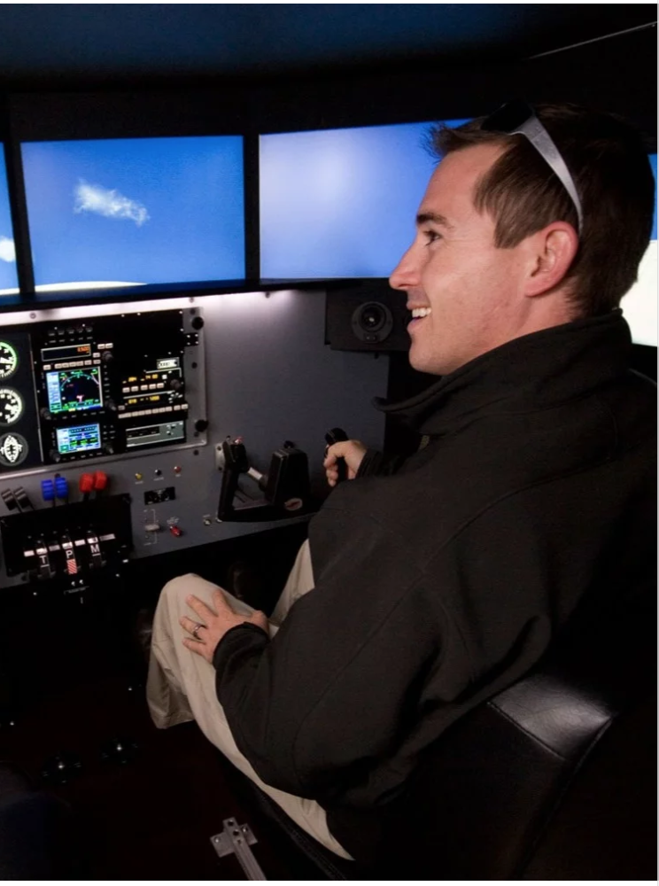 Redbird Flight Simulator