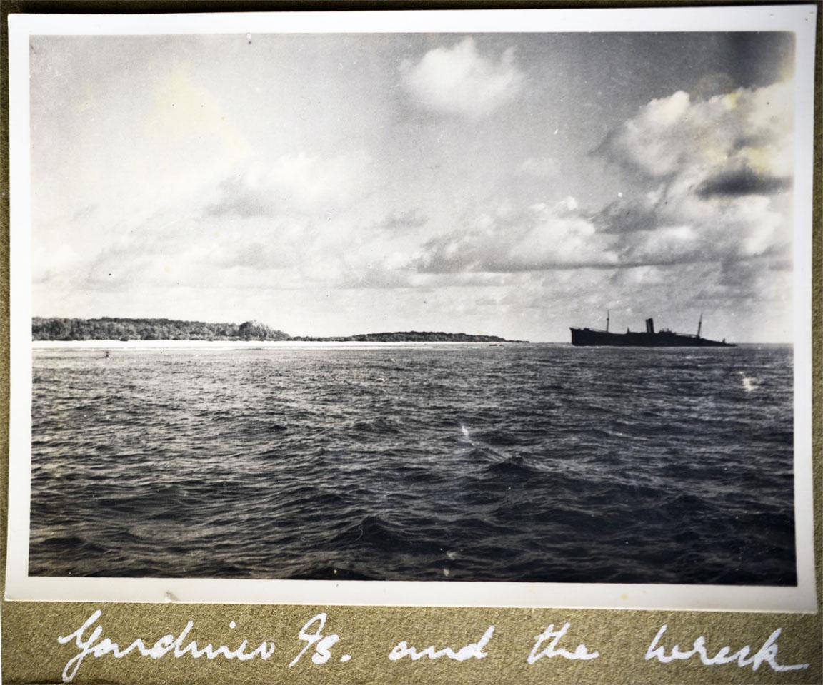 Gardner Island 1937