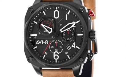 New Gear For Pilots Includes A Chronograph And Knife
