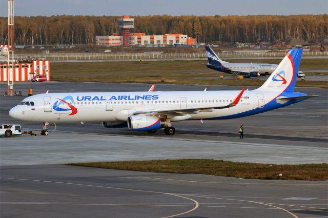Ural Airlines Airbus