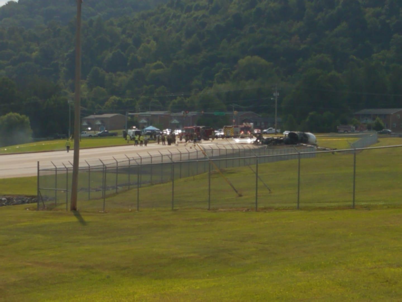 Dale Earnhardt Jr. Jet Crash