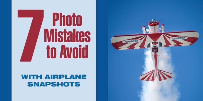 Photo Mistakes