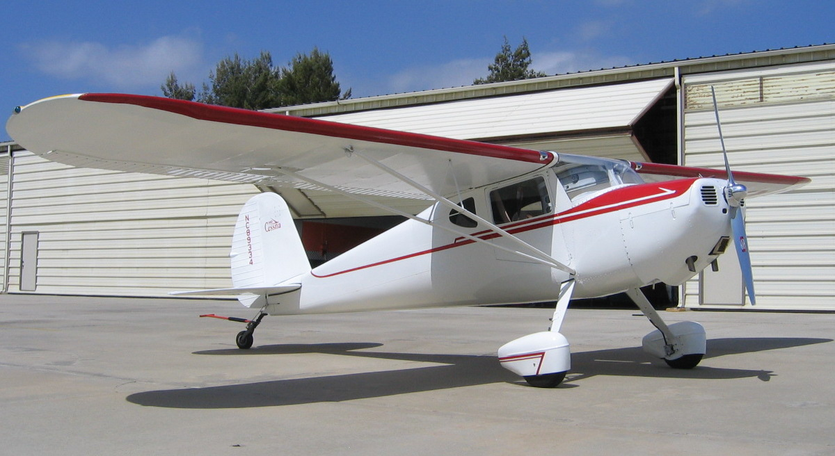 This Incredible Plane: Cessna 140