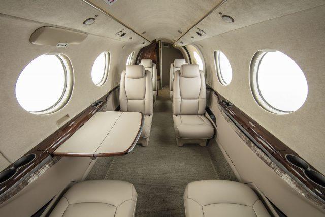 Cessna Denali Cabin