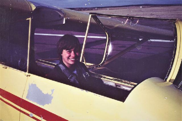 Airline Pilot Deb Ings