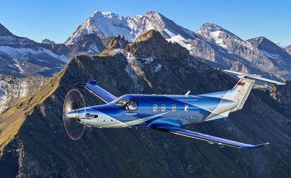 NBAA 2019: Pilatus Unveils New PC-12