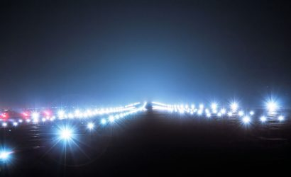 Avoiding Night Blindness While Flying