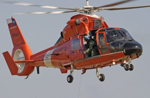 U.S. Coast Guard Eurocopter HH-65 Dolphin