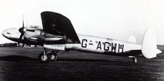 STENDEC Airplane