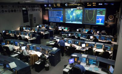 1969: Houston Mission Control Restoration In Photos And Video