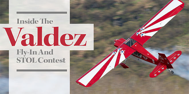2019 Valdez Fly-In And STOL Contest