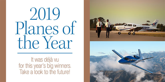 2019 Planes Of The Year