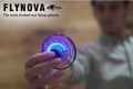 Flynova's flying fidget spinner