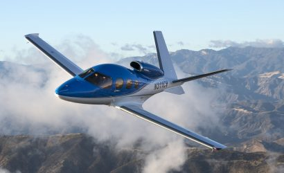 2019 Planes Of The Year: Cirrus SF50 Vision Jet G2 And Piper 100
