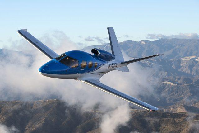 Cirrus SF50 Vision Jet G2