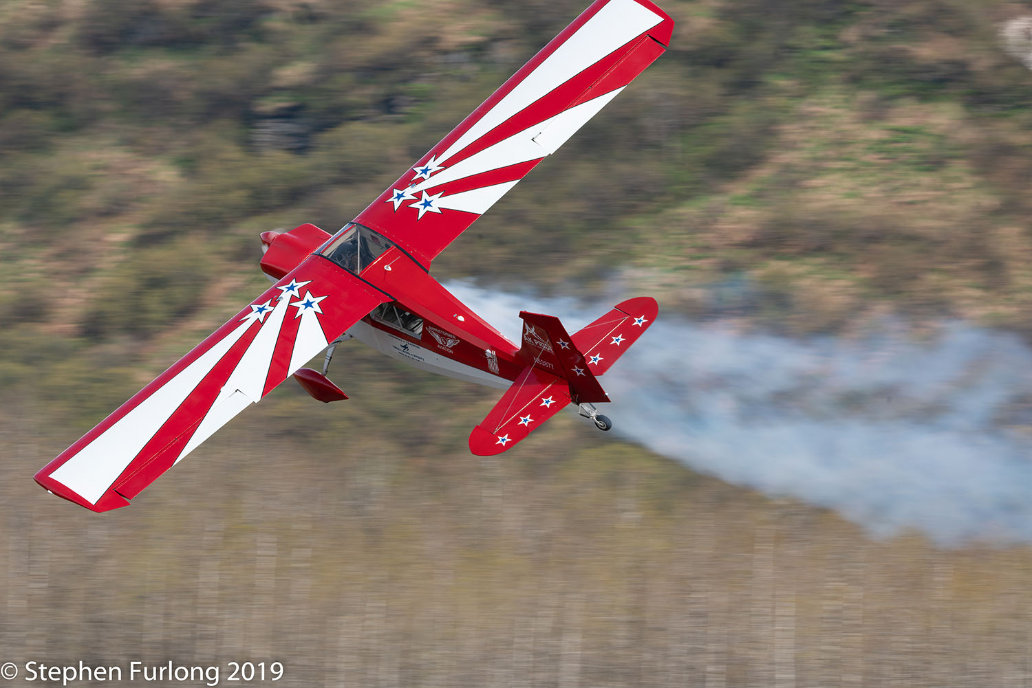 Scott Sexton at the Valdez Fly-In