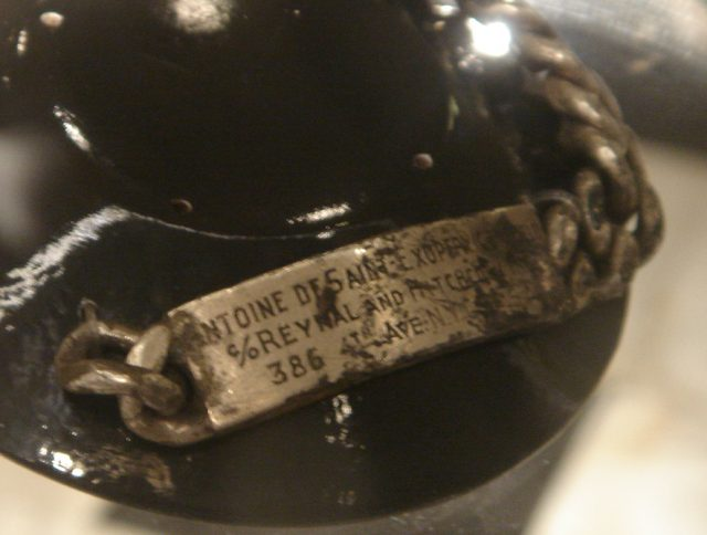Bracelet of Antoine de Saint-Exupéry