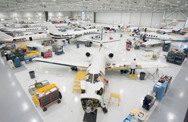 Why Textron Aviation Is Laying Off Workers