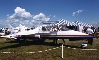 This Incredible Plane: BD-10 Homebuilt Jet