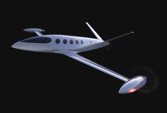 Eviation's Electric Plane, Alice